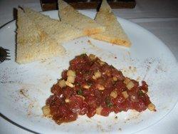 Michael's Tuna Tartare ($19 prior to tax)