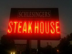 ‪Schlesinger's Steak House‬