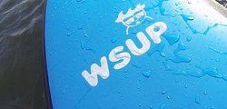 WSUP - Stand Up Paddleboarding
