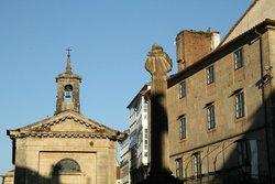 Plaza Cervantes - Santiago