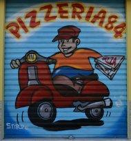 Pizzeria 84
