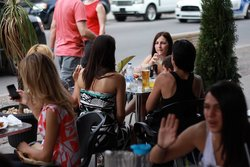 Restaurant Paparazzi Lounge