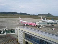 Painushima Ishigaki Airport Observation Deck