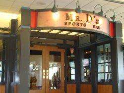 Mr. D's Sports Bar