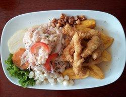 Restaurant Turistico Bora Bora's and Grill
