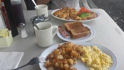 Eat at Rudy's