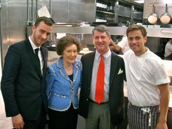 Florian, and his chef, produce wonderful dining experiences1
