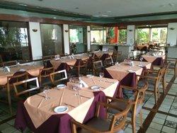 Restaurante do Hotel Vila Rica