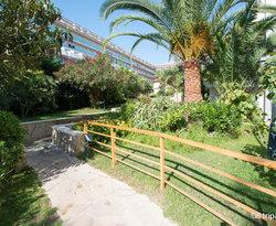Garden at the Gran Hotel Don Juan