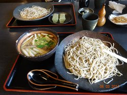 Soba restaurant Komuraan