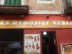 Es Rebostet Kebab