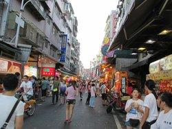 Tamshui Chongjian Street