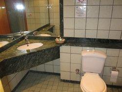 Adequate Bathroom