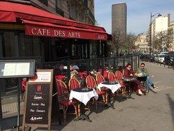 Le Cafe des Arts