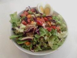 Enjoy Sandwich and Salad Bar