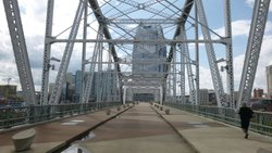 Cumberland River Pedestrian Bridge