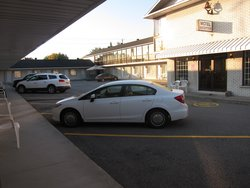 Motel La Bourgade
