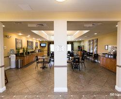 Breakfast Area at the La Quinta Inn & Suites Fort Walton Beach