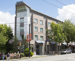 The BEST WESTERN PLUS Uptown Hotel