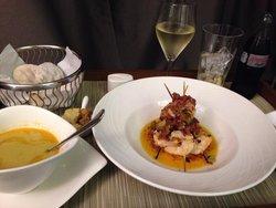Room service - excellent