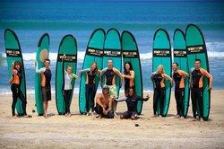 Windy Sun Surf School Bali