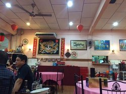 Dragon Dynasty Seafood Restaurant