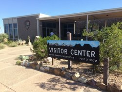 Panther Junction Visitor Center