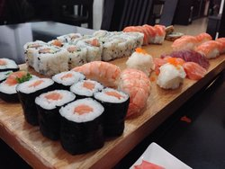 Restaurante Japones Samurai