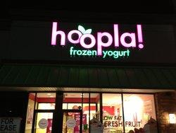 Hoopla Frozen Yogurt