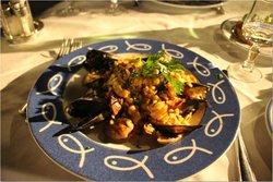 每一口都充滿海洋氣息的義大利海鮮飯