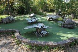 Big Stone Mini-golf and Sculpture Garden