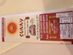 Sunny Asian Cuisine