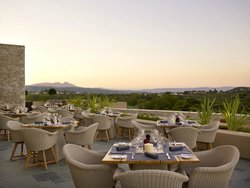 Flame Restaurant Costa Navarino