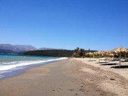 Mavrovouni Beach - 45 mins away to this beach