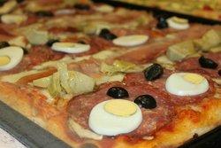 Pizza al Volo