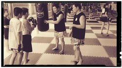 Khaosai Galaxy Muay Thai Gym