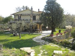 Assisi Retreat Hermitage