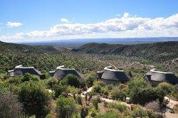 Blick auf die große Karoo