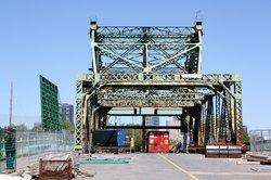The Cherry Street Bascule Bridge