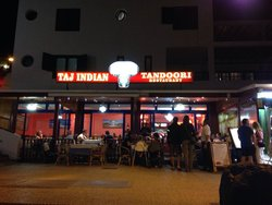 Taj indian tandoori restaurant