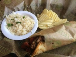 Taziki's Mediterranean Cafe Montgomery