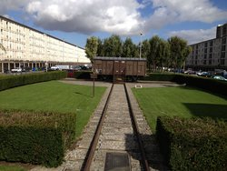 The Shoah Memorial at Drancy