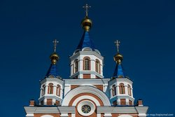 Grado-Khabarovsk Cathedral of the Assumption of the Mother of God