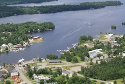 Moosehead Lake & the Town of Greenville, Maine