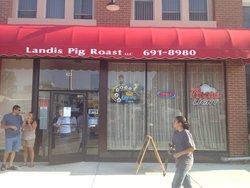 Landis Pig Roast