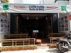 Cuon Cuon Rolls & BBQ Restaurant