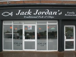 Jack Jordans Traditional Take Away and Family Diner