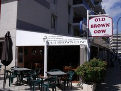 The Old Brown Cow