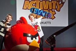 Angry Birds Activity Park Vuokatti
