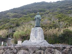 The Statue of Shintaro Nakaoka